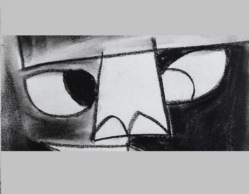 Máscara salvaje: resistente