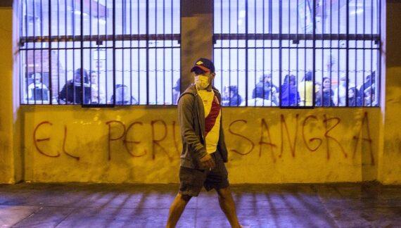 El Perú en pandemia y con elecciones